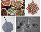 CrochetChristmas- BAUMLER Stickdatei ITH 10x10