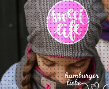 Plotterdatei - sweet life - Hamburger Liebe