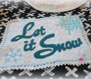 Ebook - *TraumWinter* Applikation #1 - Let it Snow - AmElina Träumelie