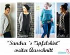 Ebook Shirt Sandra ´s Zipfelshirt Gr. 32-58