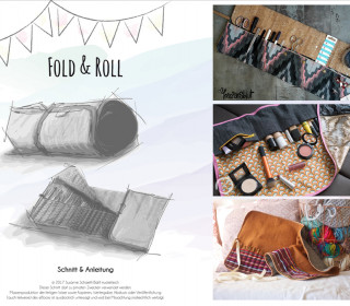 ebook - Fold & Roll Etui