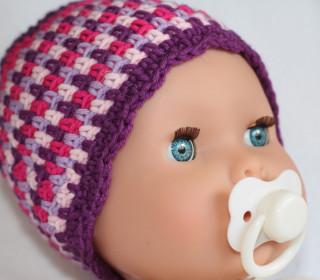 Ebook - Häkelanleitung Babymütze