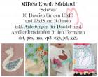 MiToSa-Kreativ Stickdatei Schwan 13x18 cm (inkl. 10x10 cm)