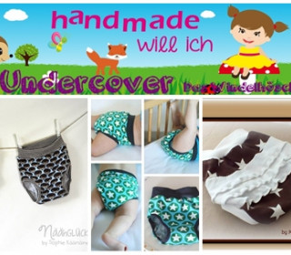 Ebook - Undercover - Windelhose - Gr. 62-104
