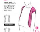 E-Book – Weste LaWestchen MINI (92–128)