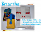Ebook - Smartha Smartphone Tablet Tasche