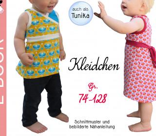 E-Book - Kleidchen Gr. 74 - 128