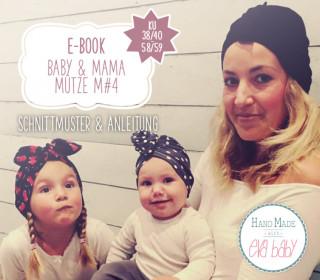 E-Book Set Baby und Mama Mütze M#4