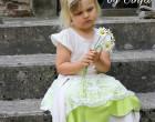 eBook Engelinchen Sommerkleid flower elves Blumenkleid Gr. 62 - 164
