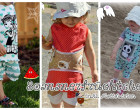 Ebook - Baby-Sommerfrüchtchen pineapple shirt + coconut pants + melon jumper Gr. 50-92  Engelinchen