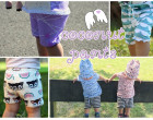 Freebook - Baby  Sommerhose