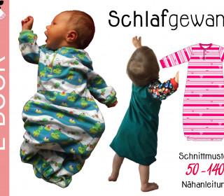 E-Book - Schlafgewand Gr. 50-140