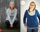 Ebook - Käthe - Pullover mit Kragen Gr.  34-56