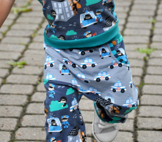 E-Book - Hose Cattypants Gr. 50 - 152 - MamiluDesign
