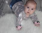 E-Book - Babyjacke Hannah Gr. 44-92
