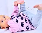 b.e.WraByz * Baby-Set * Shirt * Jacke * Hose * Gr. 50 - 80