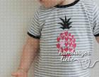 Plotterdatei – Ananas – Hamburger Liebe
