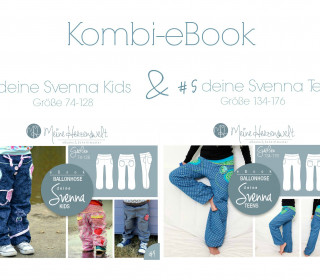 Ebook - Hose # 4+5 -Kombi-eBook