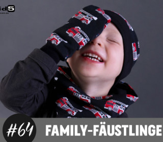 eBook Family-Fäustlinge Handschuhe
