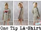 Kombi E-Book One Tip Shirt / Hoodie Kinder und Damen