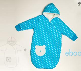 Schlafsack Baby Kleinkind Nevio Gr. 56-104