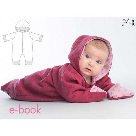 Baby overall schnittmuster