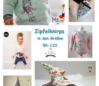 Ebook - Kinderpullover -