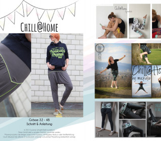 Ebook -  Hose - Chill at Home - Gr. 32 – 48