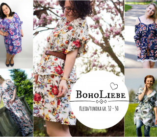 eBook BohoLiebe - Kleid/Tunika Gr. 32 - 50