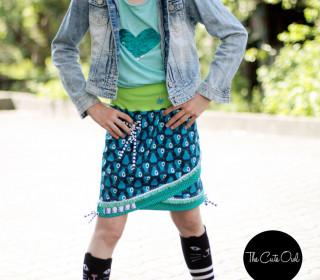 E-Book Shabby Skirt Kids Gr. 74 - 164