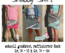 Kombi E-Book Shabby Skirt Ladies & Kids