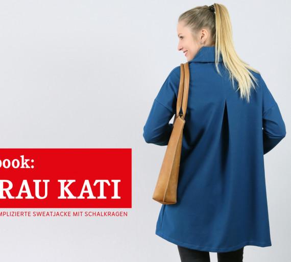 Mantel frau kati