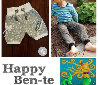 Freebook Happy Ben-te Pumphose Gr 74-152 von Happy Pearl