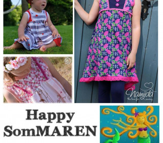 Ebook - Tunika & Kleid HAPPY SomMAREN  Gr. 74 - 152 von Happy Pearl