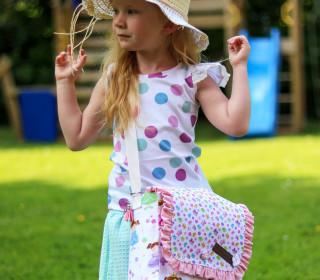 Puppieinfach Tasche für Kinder und Erwachsene