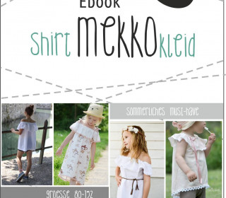 E-Book Mekko - Kleid, Shirt, Tunika, Off-Shoulder