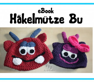 eBook Häkelmütze Bu Monste