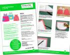 Lieblingskleidchen Gr. 68-152 eBook  & Schnittmuster
