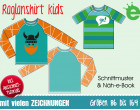 Ebook - Raglanshirt kids Gr. 86–164