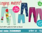 Ebook - Leggings MultiFit in 3 Weiten Gr. 68 - 152