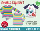 Ebook - VoKuHiLa-Raglanshirt Gr. 86-164