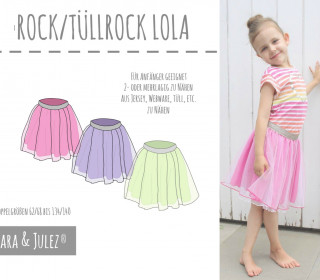 SCHNITTMUSTER EBOOK ROCK LOLA