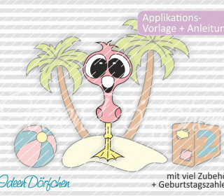 Applikationsvorlage Flamingo Ingo eBook