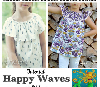 Tutorial Happy Waves aus Webware von Happy Pearl