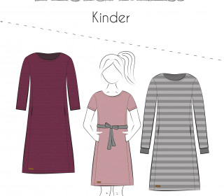 eBook Kleid Mila Kinder