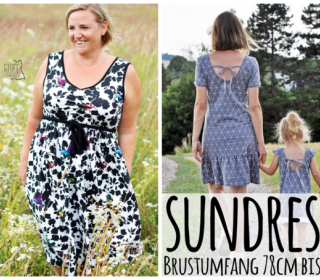Sundress by From heart to needle