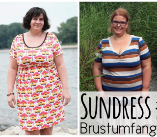 Sundress Curvy by From heart to needle