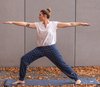 Yogahose Kavita - Schnittmuster und Nähanleitung
