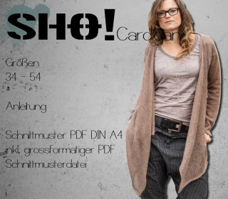 eBook SHO!Cardigan