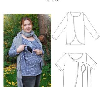 Ebook - Stillshirt Mama-Multishirt S-XXL